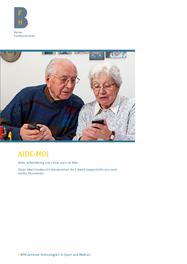 AIDE-MOI – Aktiv, selbstständig und sicher auch im Alter