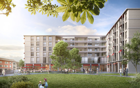 «DasHaus» – genossenschaftlich Wohnen mit umfassendem Dienstleistungsangebot