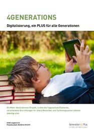 4GENERATIONS – Digitalisierung, ein PLUS für alle Generationen