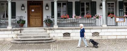 Alterswohnen – bauliche Aspekte