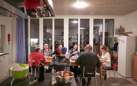 Ältere Menschen mit kognitiver Beeinträchtigung als Nachbarn