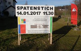 Kooperationsprojekt Genossenschaft WGOS und Spitex Oberes Seetal