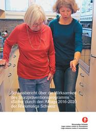 «Sicher durch den Alltag» 2016-2020 der Rheumaliga Schweiz