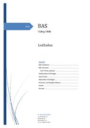 Tool für Beratungsstellen BAS