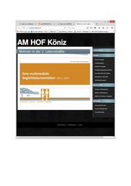 Kooperation Wohnen und Arbeiten «Am Hof», Köniz