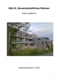 Hibi 22, Gemeinschaftliches Wohnen, Bülach