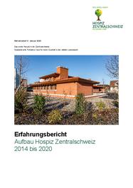 Aufbau Hospiz Zentralschweiz 2014 bis 2020