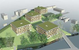 Rund 90 hindernisfreie Generationenwohnungen in Burgdorf