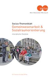 Gemeinwesenarbeit & Sozialraumorientierung