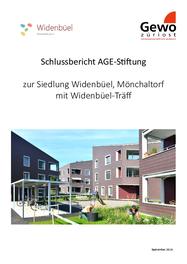 Siedlung Widenbüel, Mönchaltorf mit Widenbüel-Träff