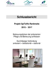 Projekt SpiTaWo Rankmatte