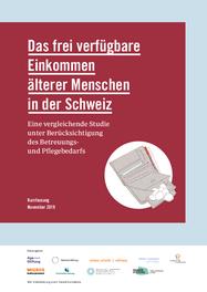 Das frei verfügbare Einkommen älterer Menschen in der Schweiz