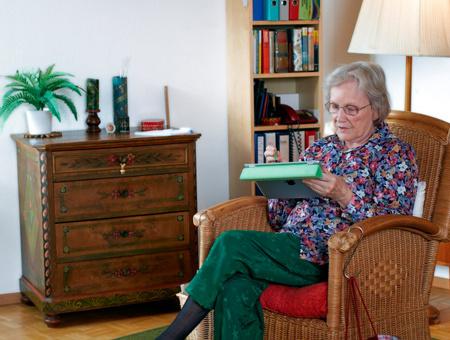 Age stiftung unterst tzung durch freiwillige bei der for Wohnungssuche privat