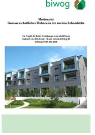 Muttimatte: Genossenschaftliches Wohnen in der zweiten Lebenshälfte