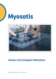 Myosotis – Gamen mit betagten Menschen