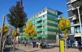 Generationendurchmischtes Wohnen im neuen Quartier Erlenmatt, Basel