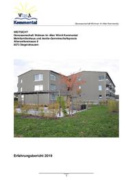 Genossenschaft Wohnen im Alter WimA Kemmental