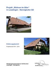 """Projekt «Wohnen im Alter""""» in Lüsslingen - Nennigkofen SO"""