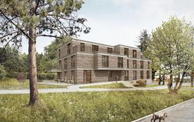 Neubau Zwischenbächen für Menschen mit psychischen Problemen, Zürich
