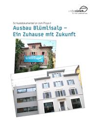 Ausbau Blümlisalp – Ein Zuhause mit Zukunft
