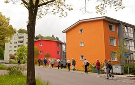 Altern in Luzern – partizipative Stadtentwicklung