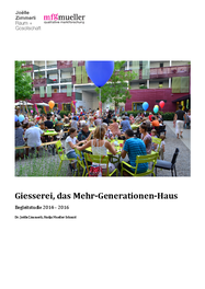 Giesserei, das Mehr‐Generationen‐Haus