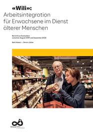 «Wili»: Arbeitsintegration für Erwachsene im Dienst älterer Menschen