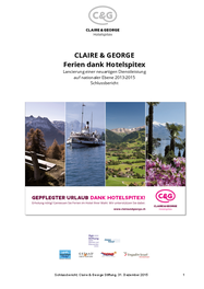 Claire & George, Hotelspitex