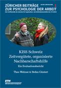 KISS Schweiz Zeitvergütete, organisierte Nachbarschaftshilfe