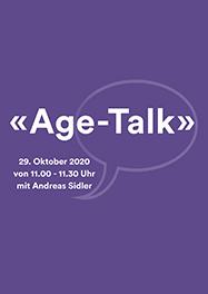 """Age-Talk zum Age-Dossier """"Generationenwohnen"""""""